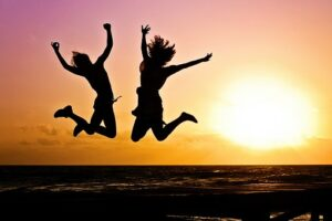 Jumping, aneb cvičení na trampolínkách