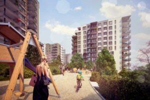 Moderní bydlení nabízí úspěšný projekt Nad Přehradou