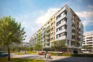 Oblíbené družstevní byty v rámci projektu Prosek Park VIII