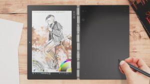 Lenovo YOGA Book: tablet s kreativitou v krvi